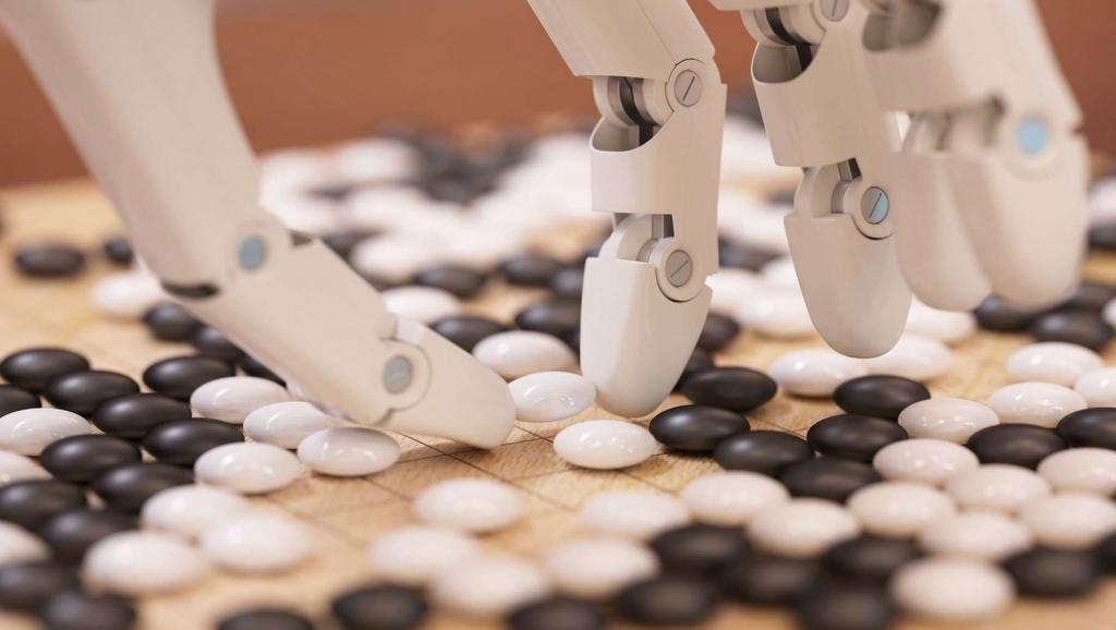 【2019 T-EDGE 倒计时】去T-EDGE,听AlphaGo联合发起人聊AI
